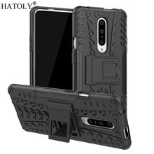 Cover Oneplus 7 Pro Case Shockproof Armor Shell Heavy Duty Hard Rubber Silicon Phone for