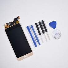 Get more info on the Gold Touch Screen Digitizer LCD Display For Samsung Galaxy J3 J320P/M/F FREE US