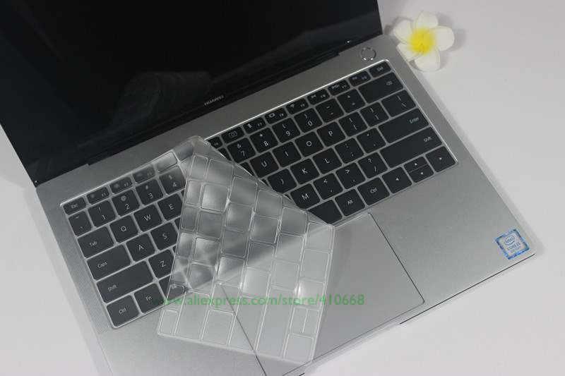 "Für Huawei Matebook X Pro 13,9 ""Laptop Ultra Clear TPU laptop Tastatur Abdeckung Haut Schutz Kollege buch X Pro"