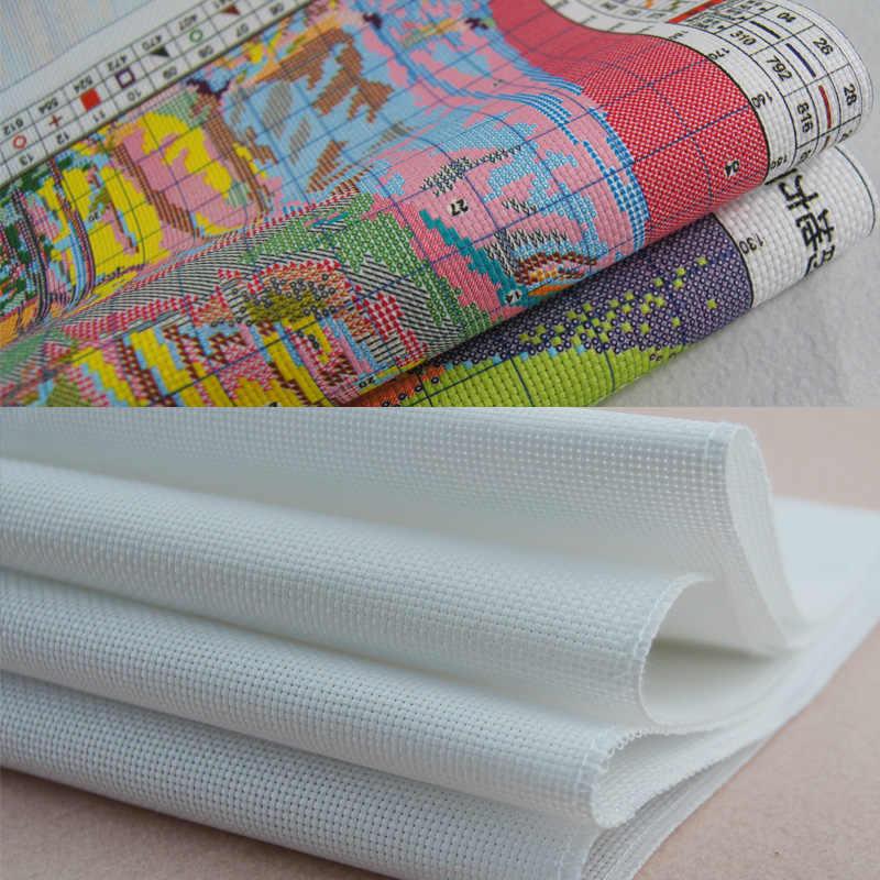 Joy Sunday национальная ветровая ваза ручной работы художественная Мебель Ткань декоративный набор крестиков аксессуары вышивка оптовая карта
