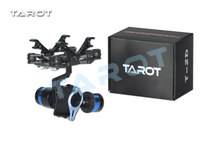Tarot Gopro Hero 2-axis Brushless Gimbal Kait Bracket Mount Holder dengan Gyro TL68A00 Dua Sumbu untuk Kamera FPV Brushless Gimbal(China)