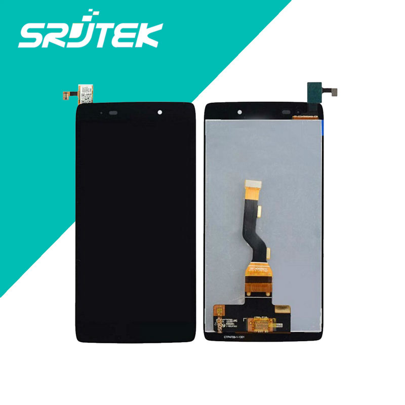 For Alcatel One Touch Idol 3 4.7 LTE 6039 6039A 6039K 6039Y 6039J 6039S Black Full LCD display + Touch screen digitizer assembly
