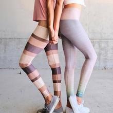 2018 New Printed Leggings Push Up For Women