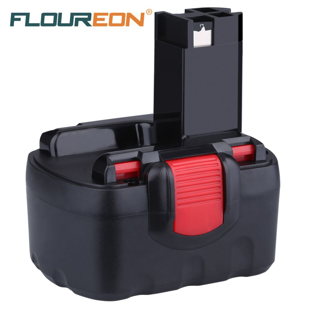 for bosch floureon 14 4v 2000mah ni cd rechargeable power. Black Bedroom Furniture Sets. Home Design Ideas