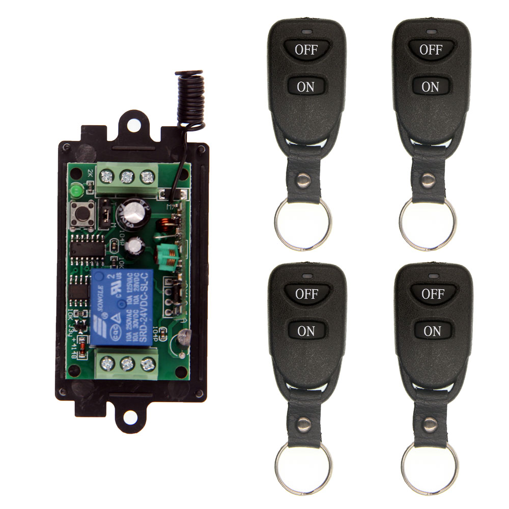 Interruptores e Relés 24 v 1 ch canal Tipo de Item : Interruptores