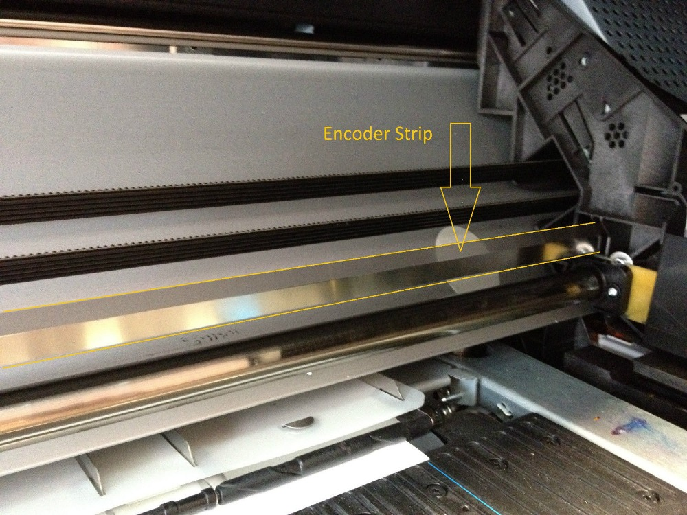New Encoder Strip 60