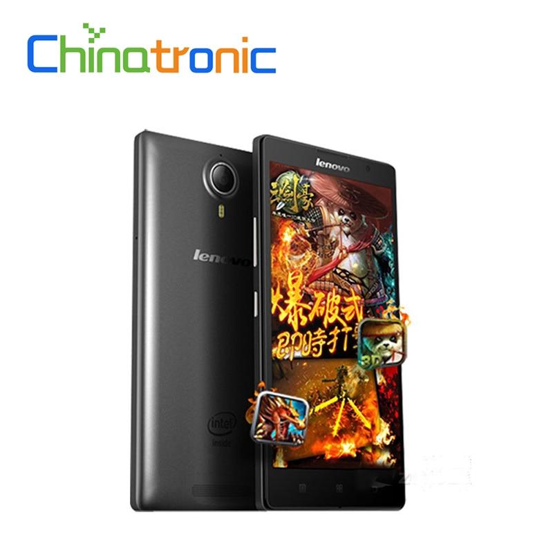 "bilder für Original Lenovo K80 K80M Android 4.4 Handy Intel Atom Z3560 Quad Core FDD LTE 5,5 ""FHD 2G RAM 32G ROM NFC Pre verkauf"