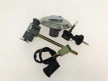 4Pin Chave De Ignição Interruptor de Bloqueio caixa de Ferramentas Kit de Bloqueio Almofada para Kazuma Xinyang 500cc