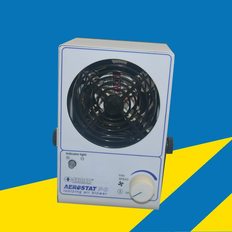 110v/220v High Quality Antistatic Ion Fan Static Eliminator Pc Ionizing Air Blower Let Our Commodities Go To The World Tools