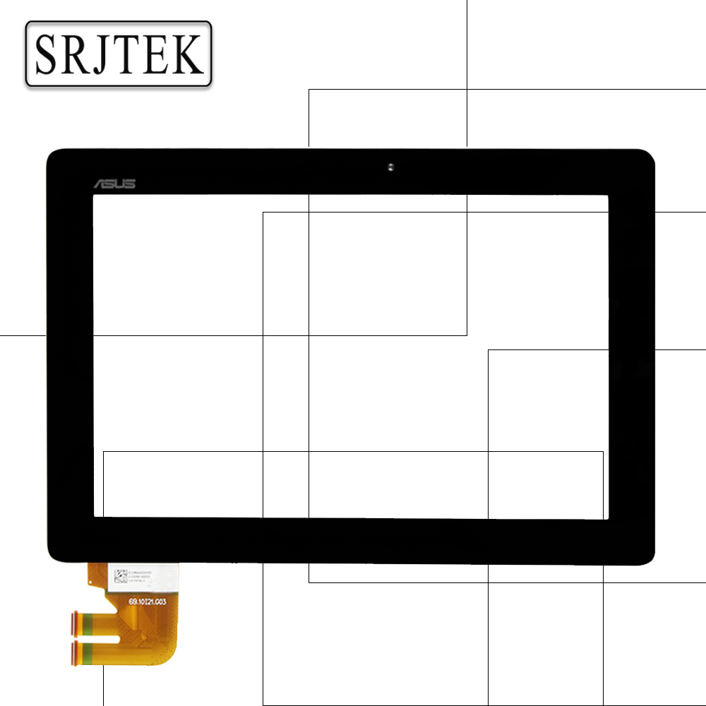Srjtek For Asus Transformer Pad TF300T TF300 TF300TG G01 version Digitizer Touch Screen Glass G01 Version 69.10I21. Tablet Parts планшет asus transformer infinity tf701t в алматы