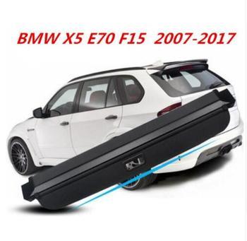 Автомобильные аксессуары, высокое качество, Задняя Крышка багажника для автомобиля, защитный экран, оттенок, подходит для BMW X5 E70 F15 2007-2017