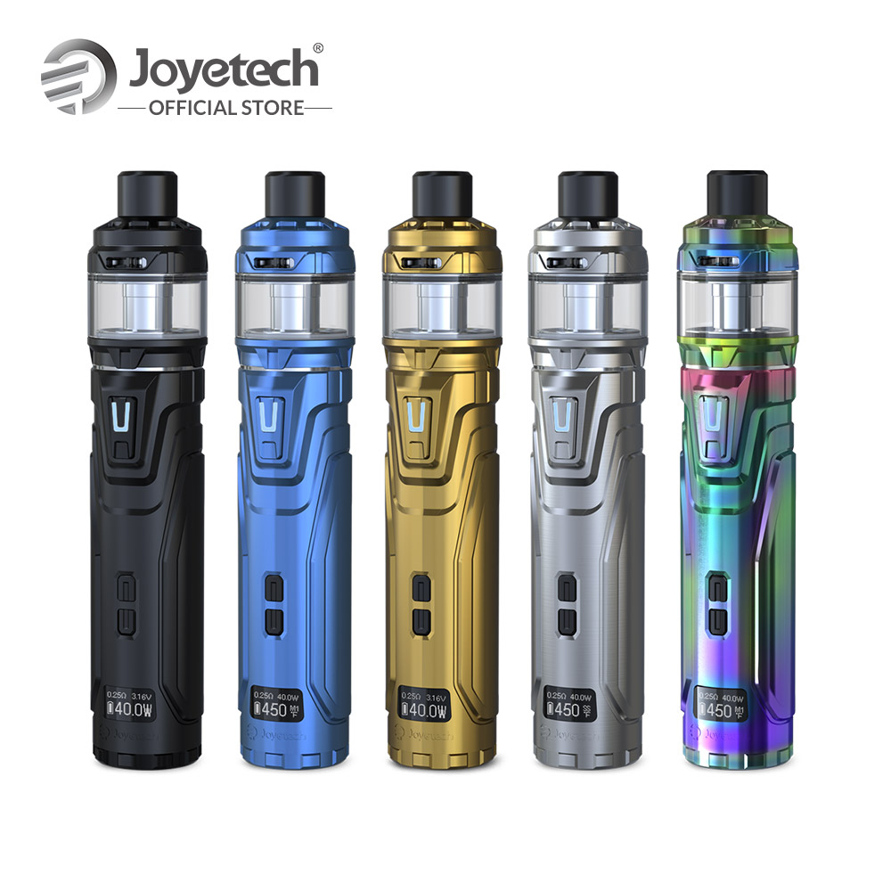 Russian Original Joyetech ULTEX T80 with CUBIS Max Kit With NCFilmTM Heater Intuitive OLED screen Coil-less Atomizer E Cigarette