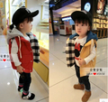 1 PCS/Lot New Fashion Children Winter Outwear Cotton baby Boys Girls Vest Coats Casual Kids Baby Clothes