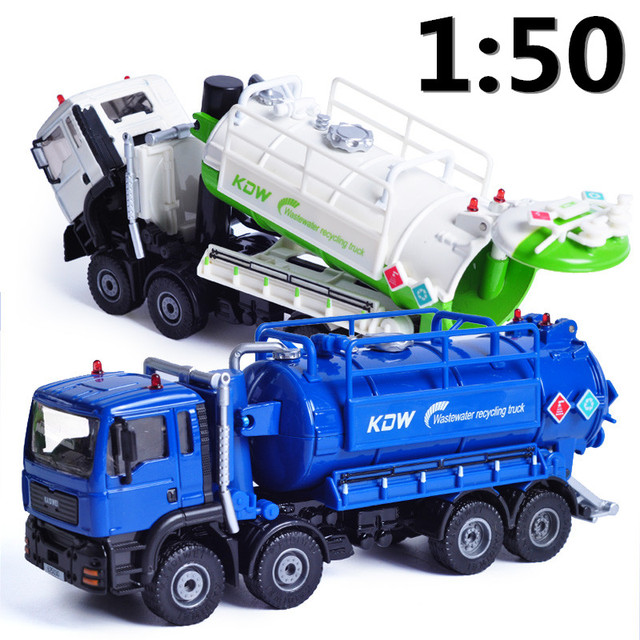 High simulation alloy cars model,1:50 metal Waste truck,Transport Engineering Automotive,Engineering Model,free shipping