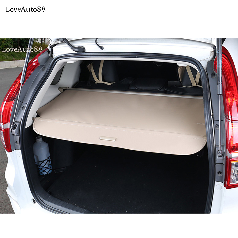 Image 3 - For Honda CRV CR V 2017 2018 2019 Cover curtain trunk partition curtain partition Rear Racks Car styling accessories-in Rear Racks & Accessories from Automobiles & Motorcycles