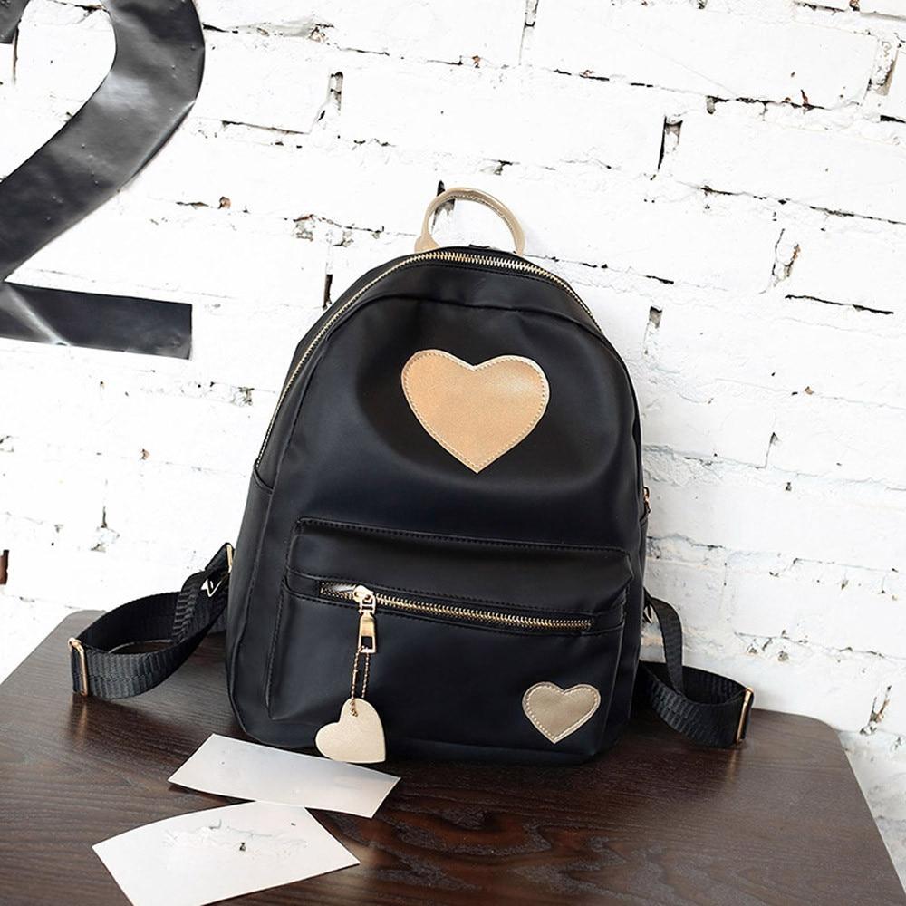 xiniu Fashion Backpack Women zipper Schoolbag Back Pack Leisure Travel Bags School Girls backpack women mochilas mujer 2018