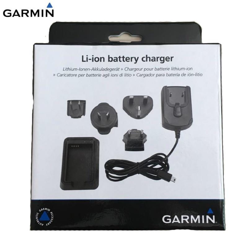 Original GPS Garmin Monterra Montana 600 650 650t VIRB Pilot Edition External Battery Charger Camera Charger