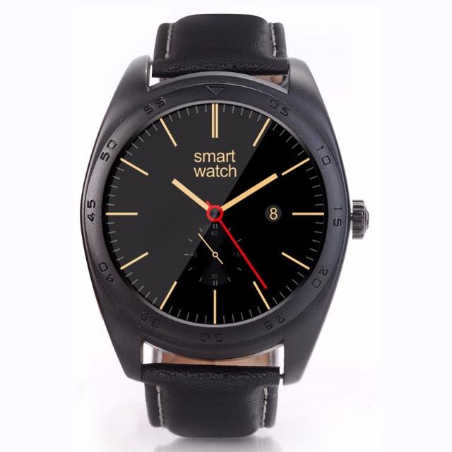 Original cacgo k89 bluetooth 4.0 heart rate monitor smart watch com três-eixo acelerômetro altifalante smartwatch ram 128 mb