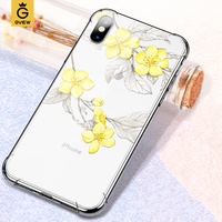 Case For Iphone X Case High Quality Soft Silicone Cases Ultra Thin Transparent TPU For Iphone