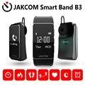 2017 nueva jakcom b3 banda inteligente nueva prima de bluetooth inteligente ver como el niño gps tracker pulsera vs mi banda 2 smartband