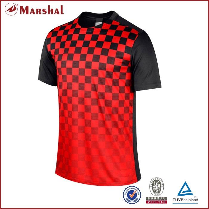 Nuevos hombres Fútbol Tops capacitación en blanco 15-16 Fútbol uniforme  llanura personalizar fútbol logo nombre gimnasio 24315ccb2dce