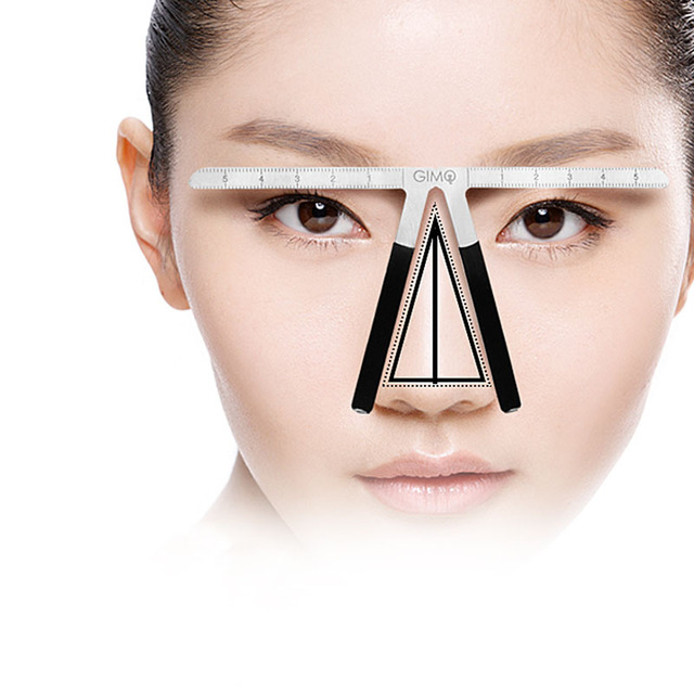 2017 Direct Selling Limited Lace Eyebrows Eyebrow Stencil Tattoo