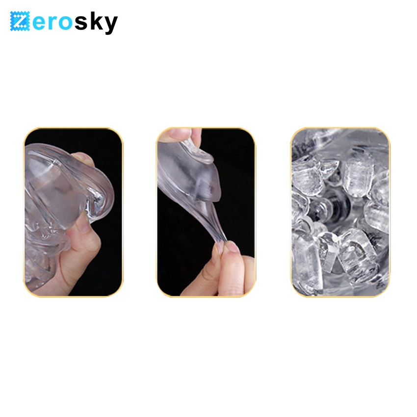 Mens Hands Free Masturbator Cup 10 Speed Vibrator Aircraft Cup Silicone Pussy Artificial Vagina Man Masturbate Sex Toys 5