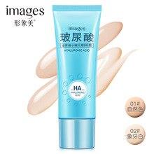 Гиалуроновая кислота BB Крем-корректор увлажняющий тональный крем отбеливающая Подушка макияж голый для лица красота макияж