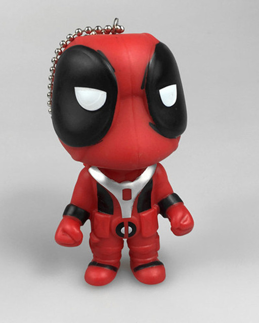 Deadpool Action Figure Toy