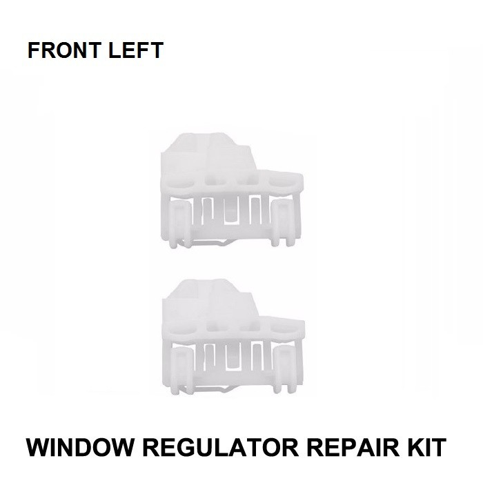 WINDOW REPAIR KIT FOR VW PASSAT WINDOW REGULATOR REPAIR KIT FRONT-LEFT