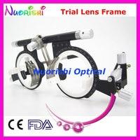 XD10 100% Top Quality Optometrii Opthalmic Próby Soczewki Optyczne Ramki Gospodarstwa 10 sztuk Próby Soczewki Najniższy Koszt Wysyłki