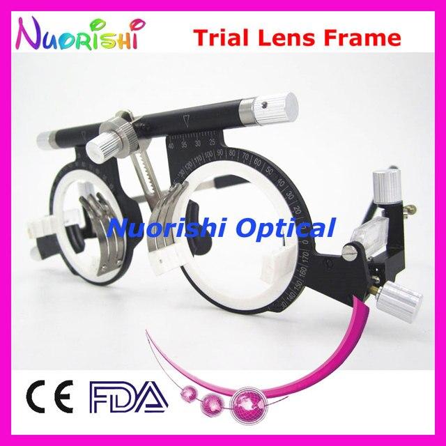 Xd10 100% Высокое качество оптическая оптометрия Opthalmic суд каркас объектива проведение 10 шт. линз низкой стоимости доставки