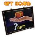 4D Gift Board Trick - Magic trick,stage,illusion,gimmick,accessories,comedy
