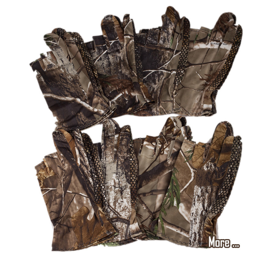 Fingerless-Hunting-Fishing-Camo-Gel-Glove-Camouflage-Comfortable-Anti-Slip-Elastic-Fishing-Gloves-Skidproof-Nonslip-Mittens (3)