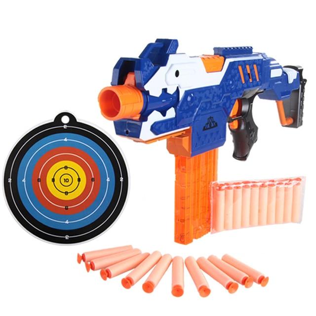 Lot Of 2 Nerf Mini Kids Toy Guns Blaster Strikefire Dart Tag Gun Series