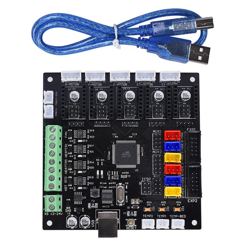 Bigtreetech Kfb 2.0 3D Printer Controller Board Ramps1.4/Mega2560 R3 A4988/Drv8825/Tmc2100 Reprap Mendel Kossel(China)