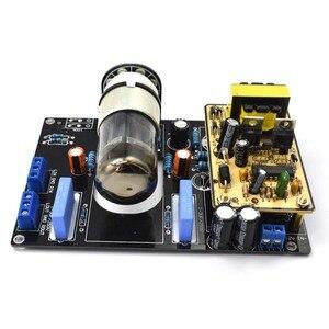 Image 3 - Lusya Amplificador de tubo de vacío, 6N8P(6H8C 6SN7) de Audio para coche DC12V, placa HiFi, preamplificadora B1 005