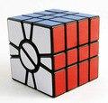 Qj SSQ ( quatro camadas ) Magic Cube branco e preto de aprendizagem e educação brinquedos Cubo mágico velocidade Cubo