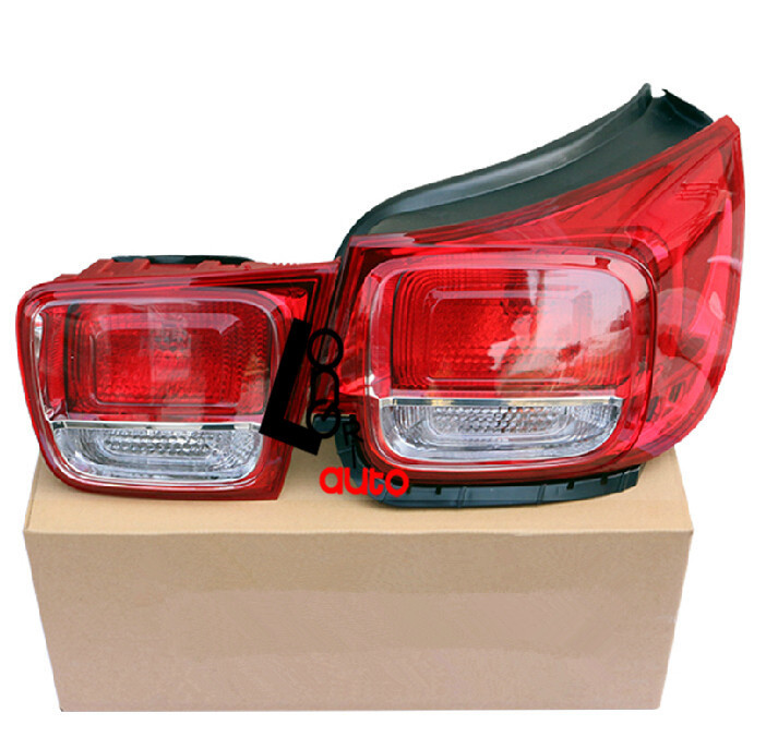 2 PCS Left And Right LED Tail Light For Chevy Malibu 2011 2014