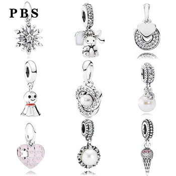 PBS 100%925 Sterling Silver Original Copy Of High Quality 1:1 Beads Logo Free Package Manufacturers WholesalePBS 100%925 Sterling Silver Original Copy Of High Quality 1:1 Beads Logo Free Package Manufacturers Wholesale
