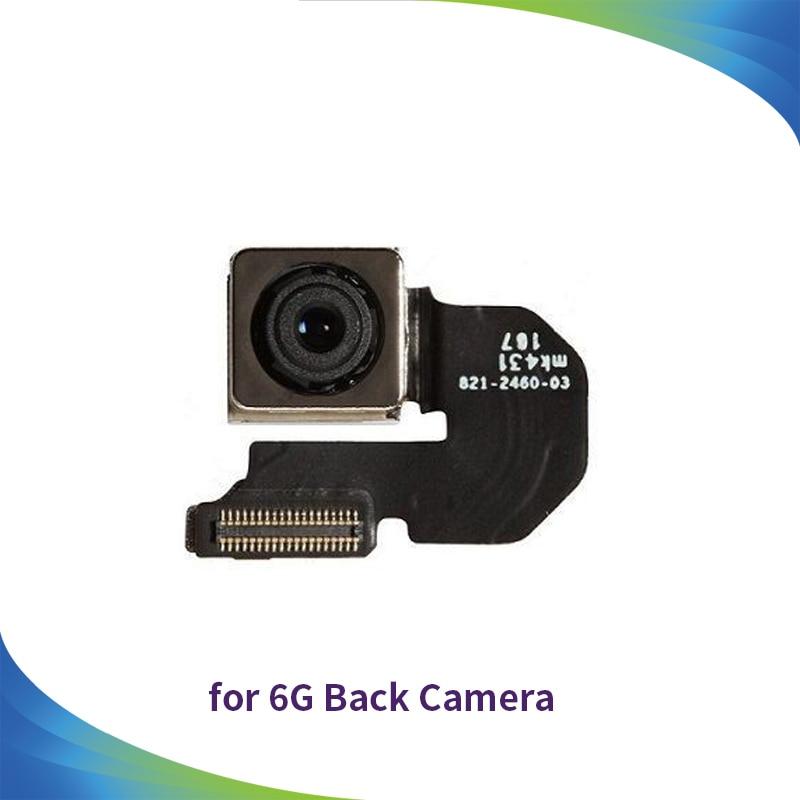 Retour Caméra Flex Câble pour iPhone 6 6G 4.7 Pouce 8MP Caméra Arrière Module Flex Ruban Câble Haute Qualité Remplacement pièces