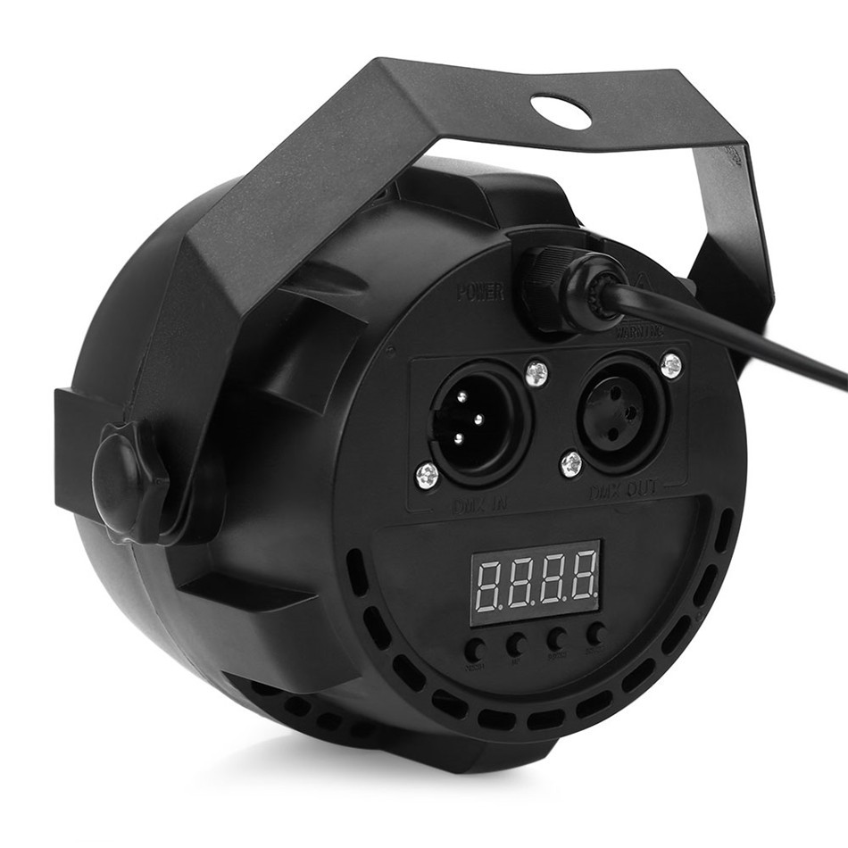 Tanie 36 W 12 Leds Mini Sound Active Uv Led Par Etap Parcan