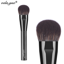 vela.yue Cheek Finish Brush Multipurpose Face Highlight Contour Blending Makeup Brush