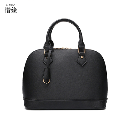 XIYUAN BRAND women new fashion European and American Style Cross pattern black shoulder cross body bag female messenger bags red new serpentine pattern cow leather women s bag handbag european&american fashion style shoulder messenger bags black red gray