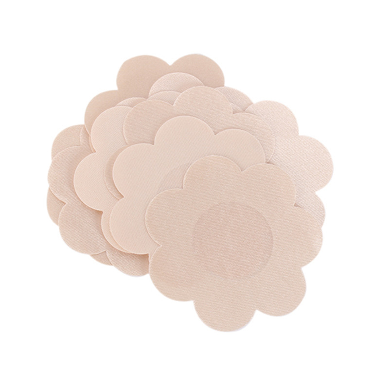 10 Pcs Sexy Nipple Pasties nipple Covers Women Adhesive Breast Petals Disposable Pads Female Stickers for Nipples on the Chest in intimates 39 accessories from Underwear amp Sleepwears