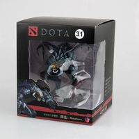 1 stks Hot 12 cm Limited Dota 2 Game Roshan 2018 model building Karakter PVC Actiefiguren Collection dota2 Speelgoed gratis verzending