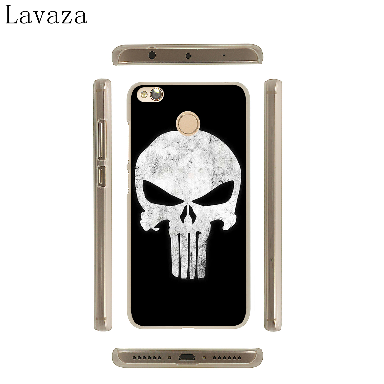 Lavaza Marvel Super hero logo Phone Case for Xiaomi MI A2 lite A1 8 SE 6X 5X MIX 2S MiA2 Redmi 4A S2 Note 4 4X 6 5 Pro 5A Prime in Half wrapped