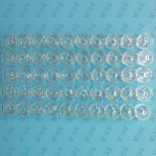 BOBBINS CLEAR PLASTIC #172222P 172336 – SINGER 66 99 185 241 300 400 BERNINA 719 (50PCS)