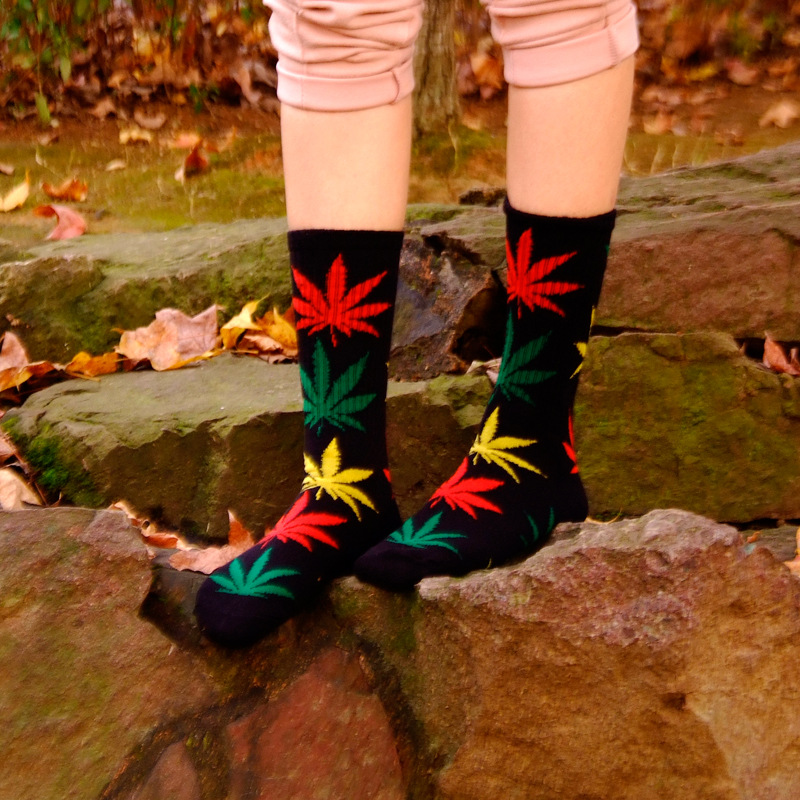 Мужские носки Auturn /meias 3d 1