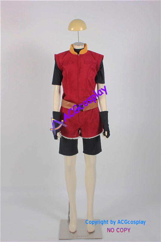 Resident Evil 2 Claire Redfield Cosplay Costume acgcosplay